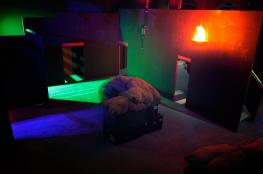 Gdynia Atrakcja Paintball laserowy Strefa Zoltar