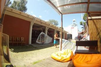 Sopot Atrakcja Wypożyczalnia widnsurfingowa Sopot Surf