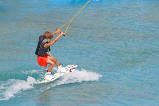 Sopot Atrakcja Wakeboarding Extreme