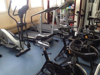Sopot Atrakcja Fitness Pit Gym