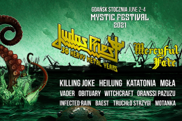 Gdańsk Wydarzenie Festiwal Mystic Festival 2021