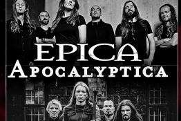 Gdańsk Wydarzenie Koncert Apocalyptica, Epica + Wheel