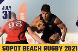 Sopot Wydarzenie Sporty drużynowe Sopot Beach Rugby