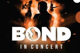 Gdańsk Wydarzenie Koncert 14.10.2021 BOND In Concert | Gdańsk, Filharmonia